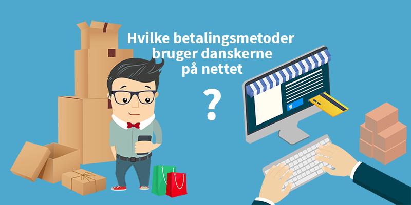 Online betalingsmetoder - banner